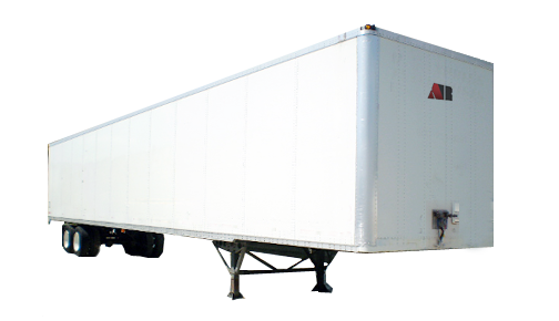 40' Box Semi-Trailer rental