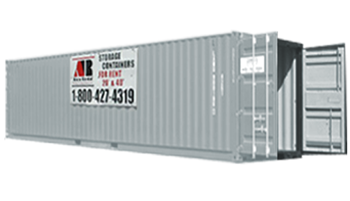 Storage Rental Containers Rent A 40ft Storage Container
